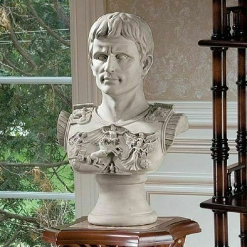 Sale Invoice Sample Pdf Augustus Caesar Statue Bust Sculpture Roman Empire Statue  Ebay The Neat Receipt Pdf with Commercial Invoice Template Ups Excel  Ford Dealer Invoice Price Word