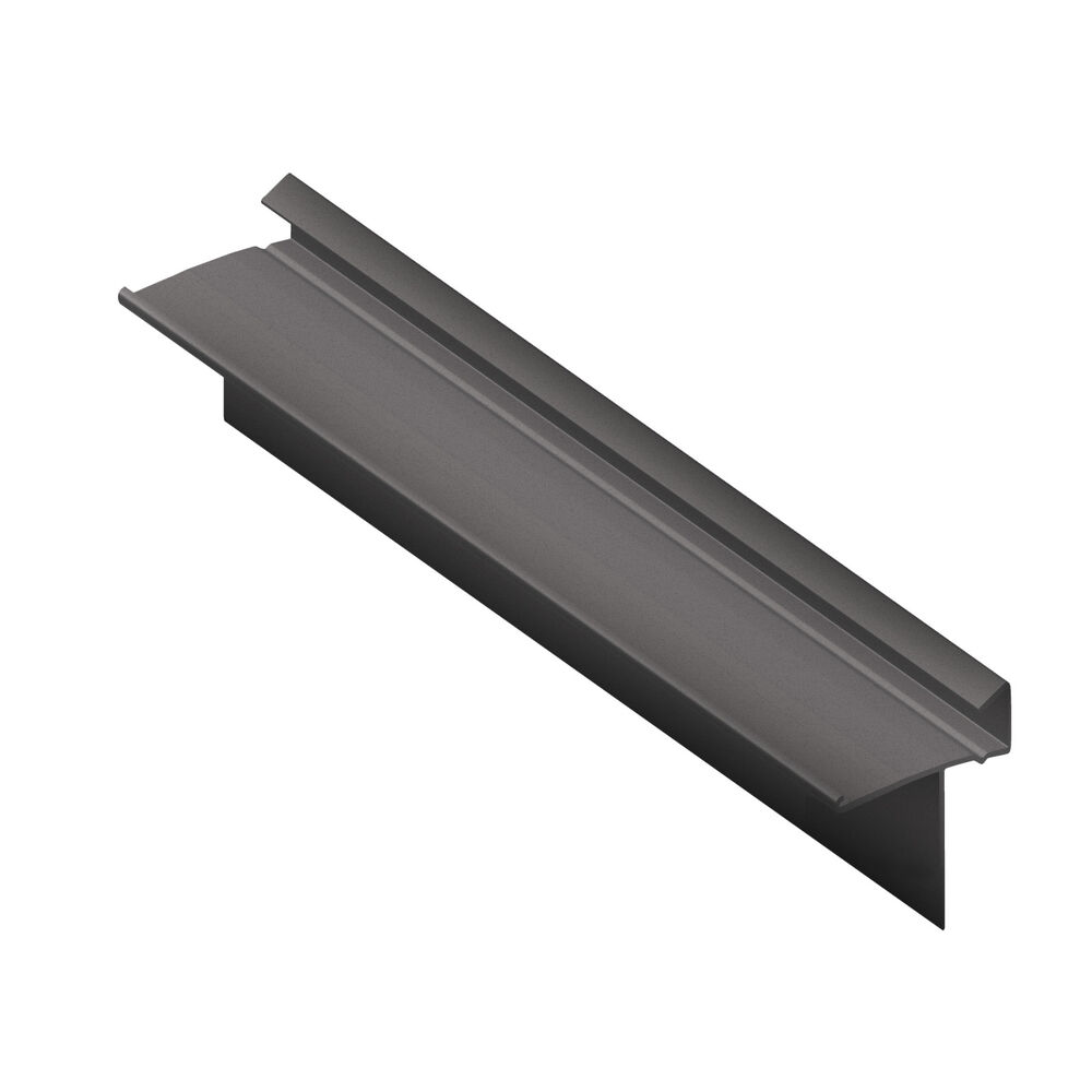 Plastic Dry Verge 2m Long For Tapco Amp Natural Slate