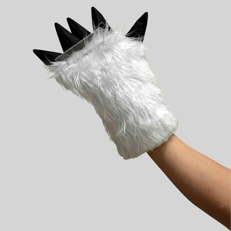 Yeti Ice Scraper Novelty Ice Frost Windscreen Scraper