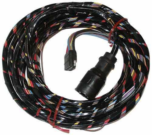 Wire Harness 14 Pin To 10 Pin Mercruiser New Motor To Old Wiring