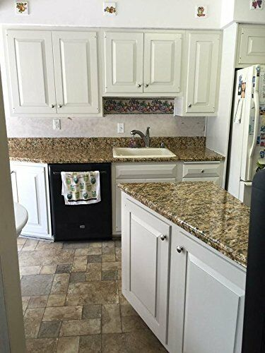 Instant Vinyl Granite Counter Top Contact Paper Film Stick