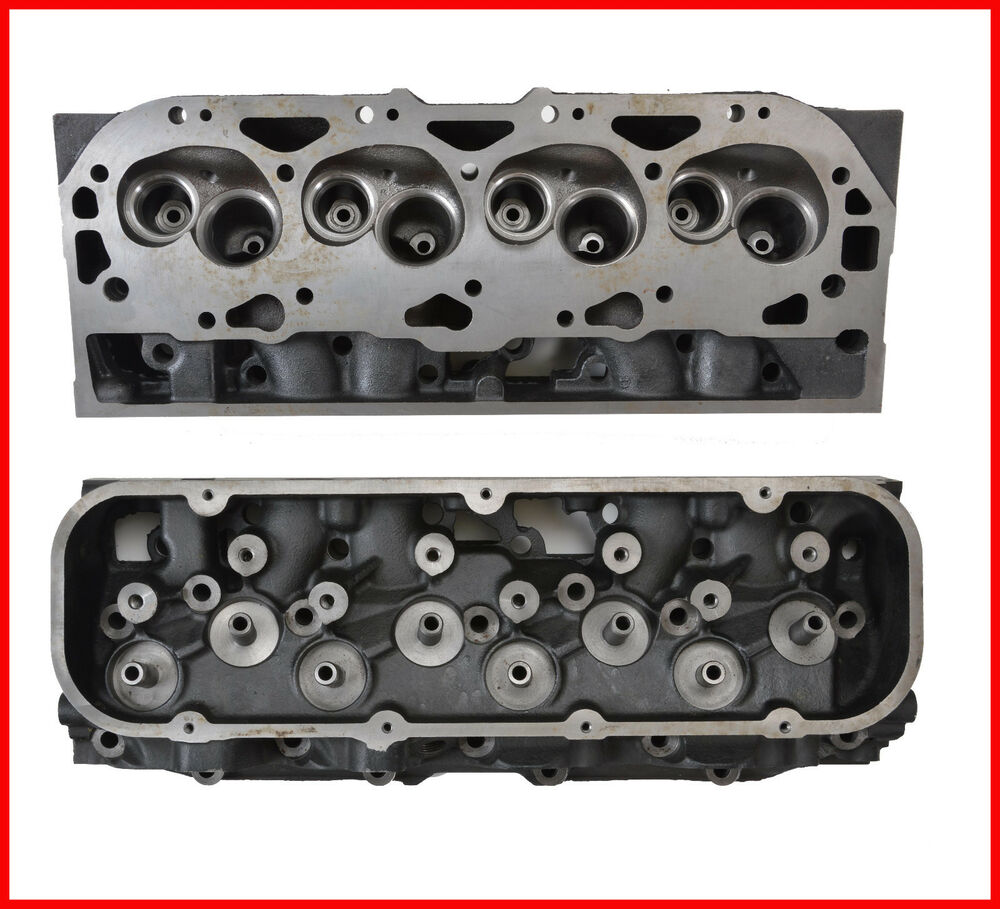 Marine Mark VI 7.4L Cylinder Head Vortec Brand New Bare