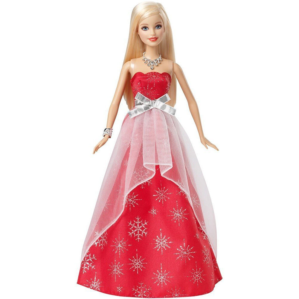 Barbie 2015 Holiday Collection Sparkle Christmas Season ...