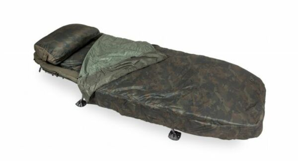 Nash Indulgence SS3 Wide Summer Bedchair Bed Shroud Cover - T9421 NEW