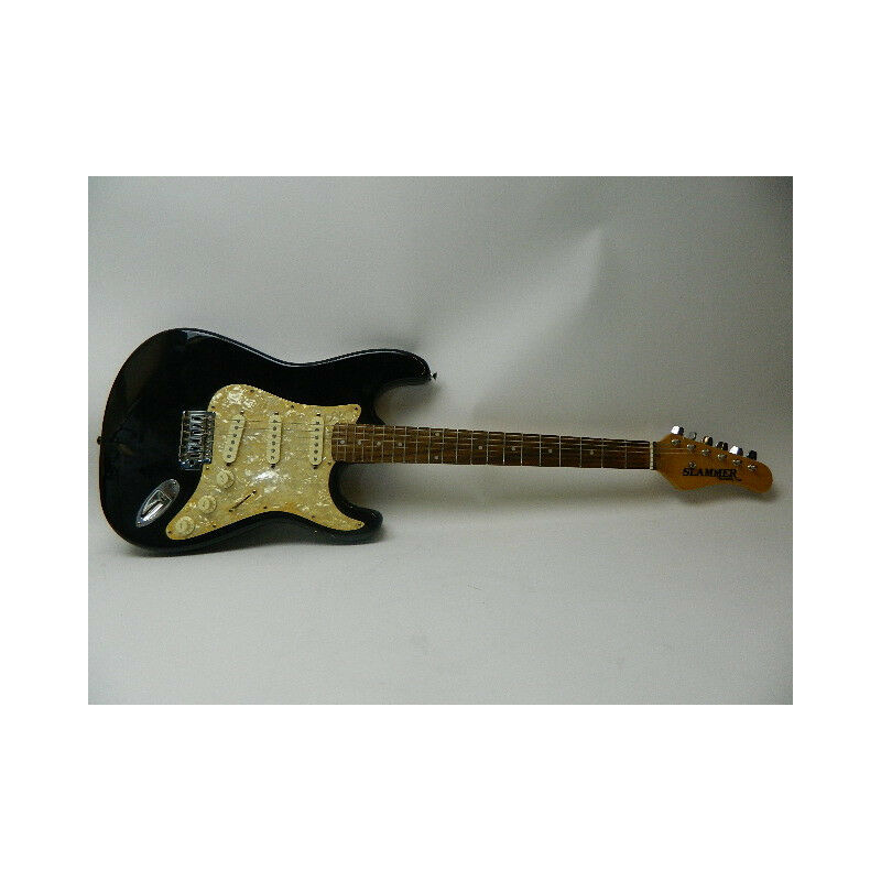 hamer guitar slammer 6 string right handed electric guitar ebay. Black Bedroom Furniture Sets. Home Design Ideas