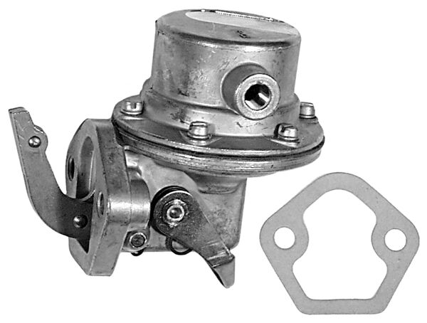 Jd Tractor Fuel Pumps : Tp re fuel pump for gas or diesel john deere tractors