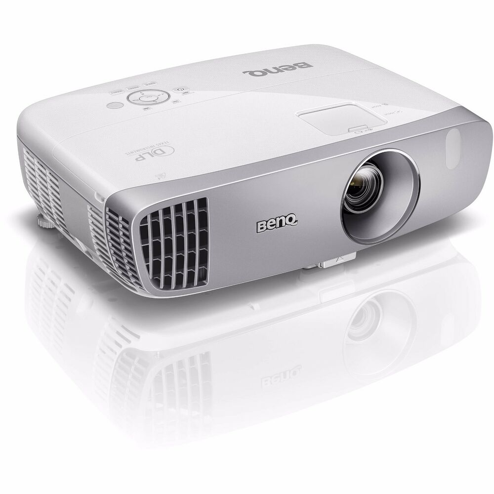 Benq ht2050 3d dlp full hd 1080p home theater gaming for Dlp micro projector