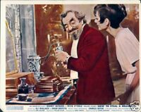 HOW TO STEAL A MILLION AUDREY HEPBURN HUGH GRIFFITH LOBBY CARD RARE