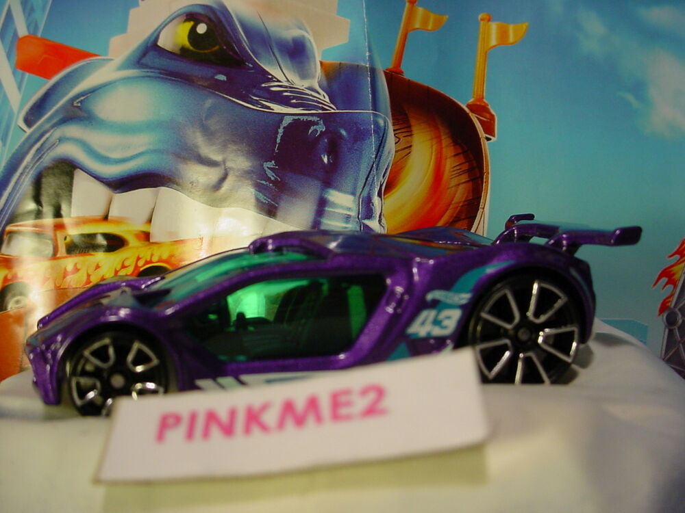 2017 DRAGON BLAST Design IMPAVIDO 1☆purple/white/green;TRAP5☆LOOSE Hot Wheels | eBay