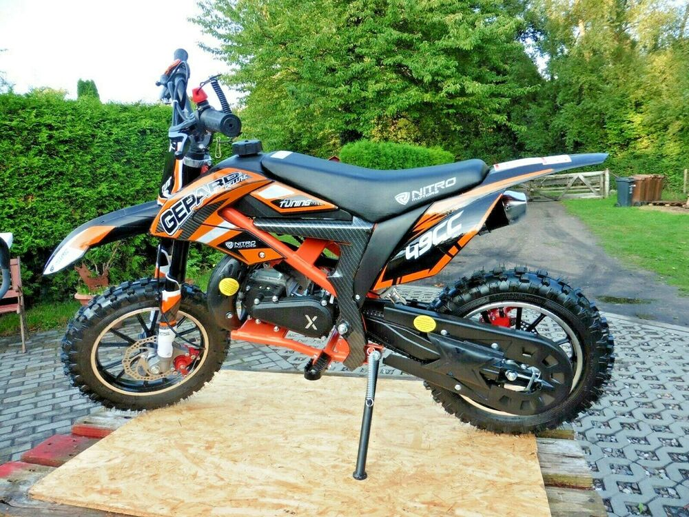 crossbike pocket bike dirt bike enduro motorrad moto cross. Black Bedroom Furniture Sets. Home Design Ideas
