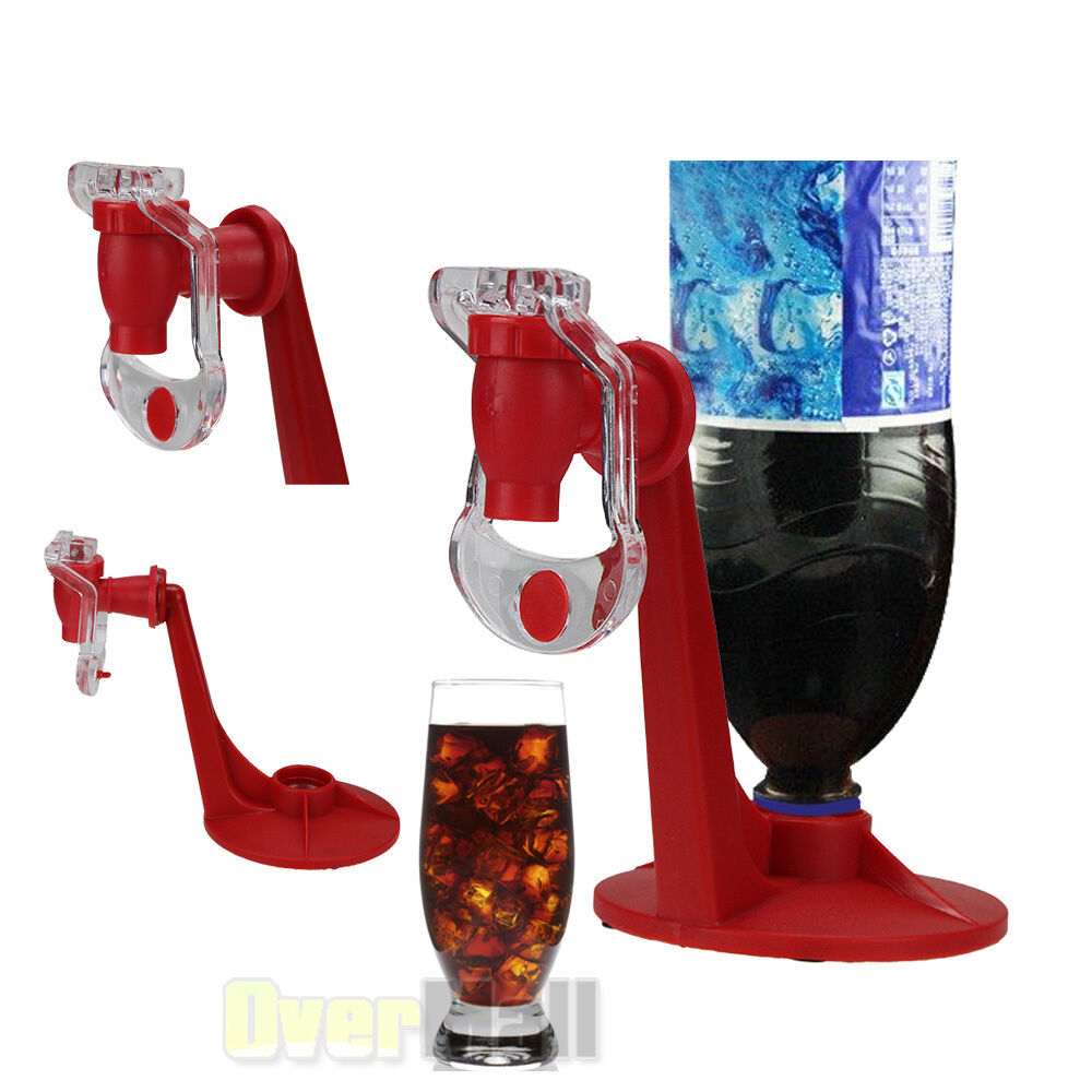 Home Bars For The Casual Drinkers: Easy Home Bar Coke Soda Soft Drinking Drink Dispense