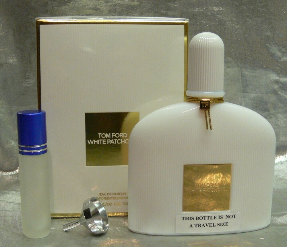 travel size tom ford white patchouli eau de parfum fl. Black Bedroom Furniture Sets. Home Design Ideas