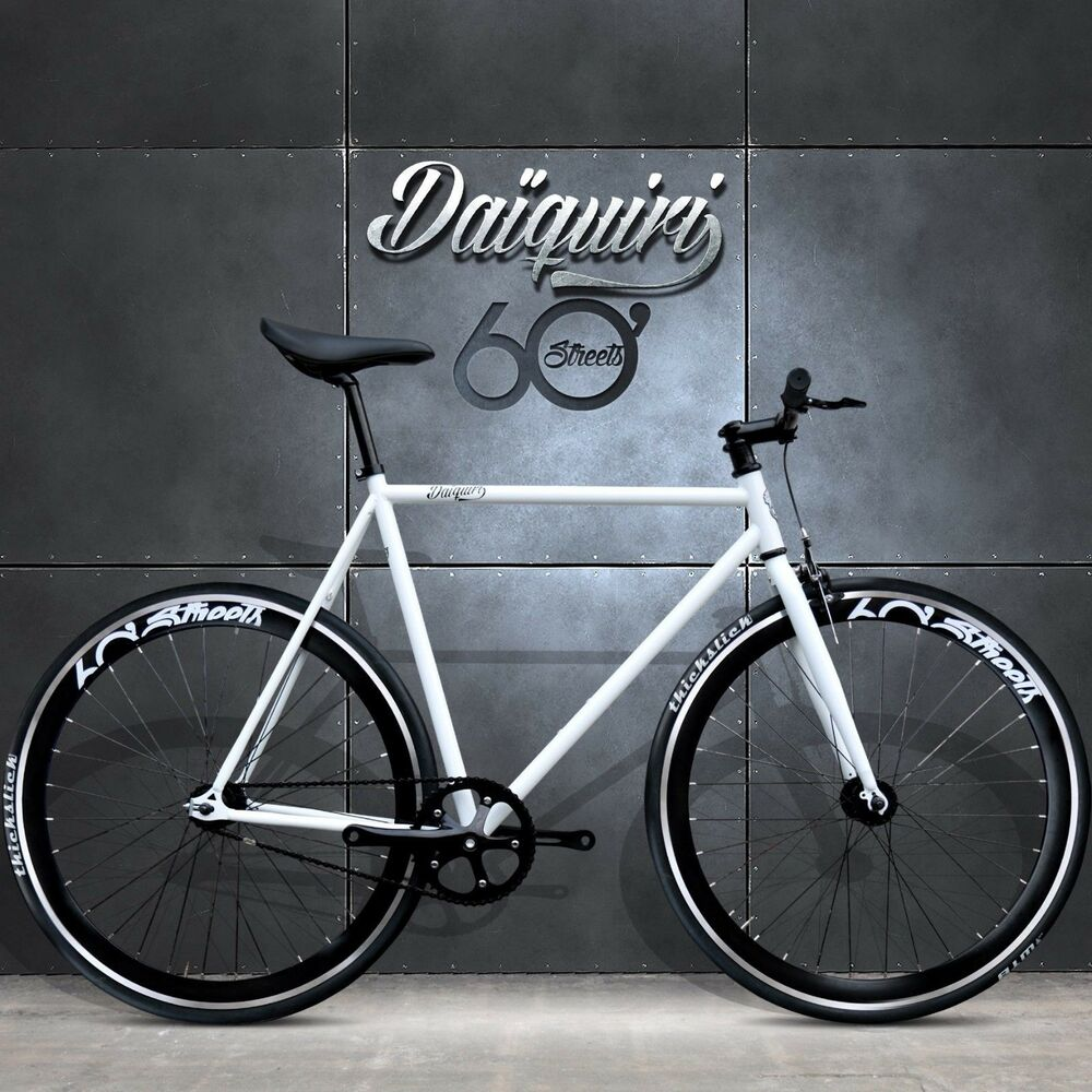 60streets daiquiri fixed gear fixie single speed bike. Black Bedroom Furniture Sets. Home Design Ideas