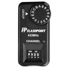 Flashpoint R1 Receiver for the Zoom Li-on Flash (FTR-16S) #FP-RR-R1-ZL-R