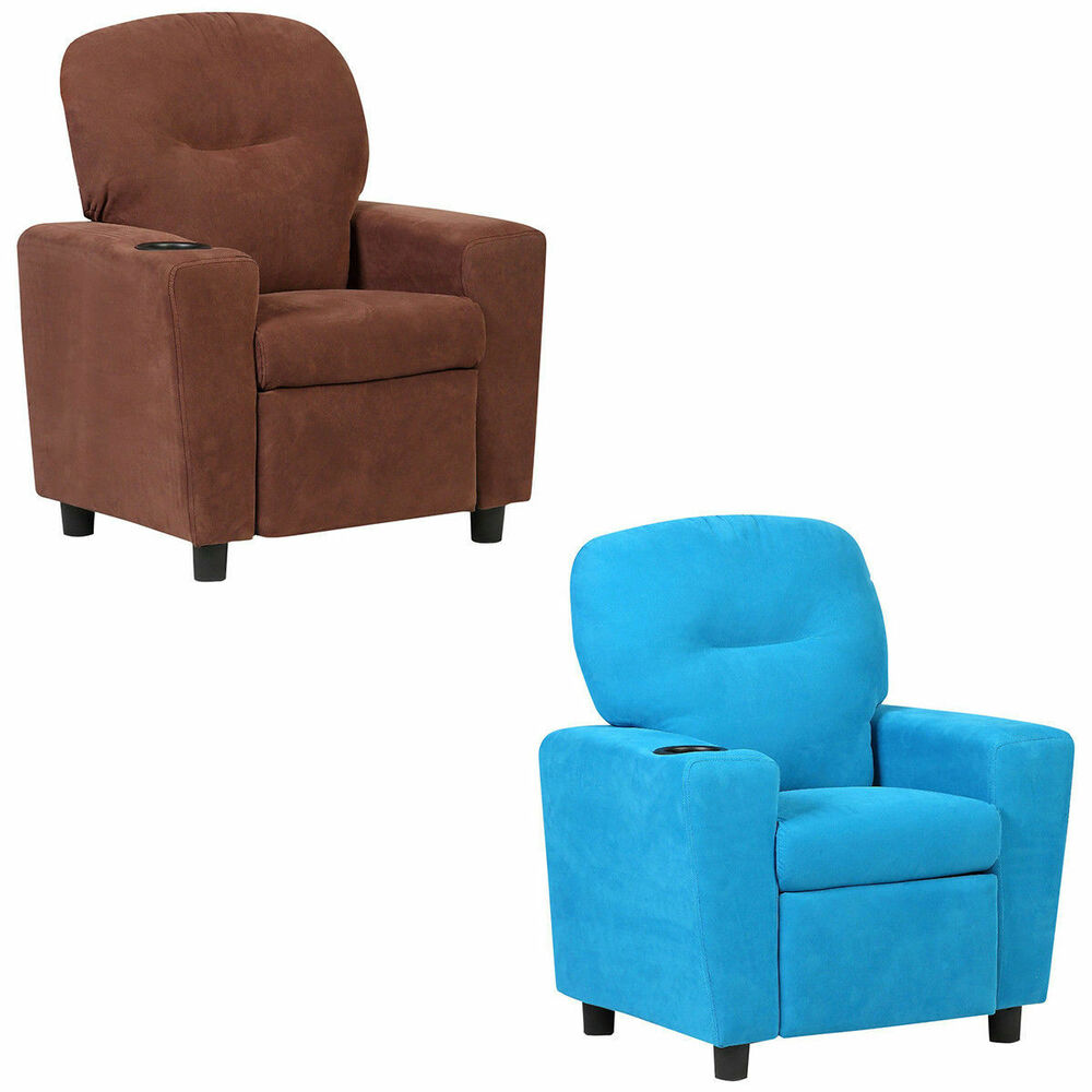Kids Recliner Armchair Children S Furniture Sofa Seat
