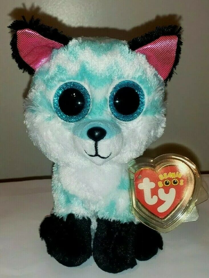 Details about Ty Beanie Boos - PIPER the Fox (6 Inch)(Claire s Exclusive)  NEW MWMT 559239a31d67
