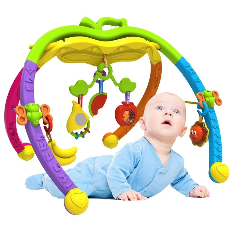 spielcenter apfel spieltrainer spielbogen gym trapez spieltrapez baby spielzeug ebay. Black Bedroom Furniture Sets. Home Design Ideas