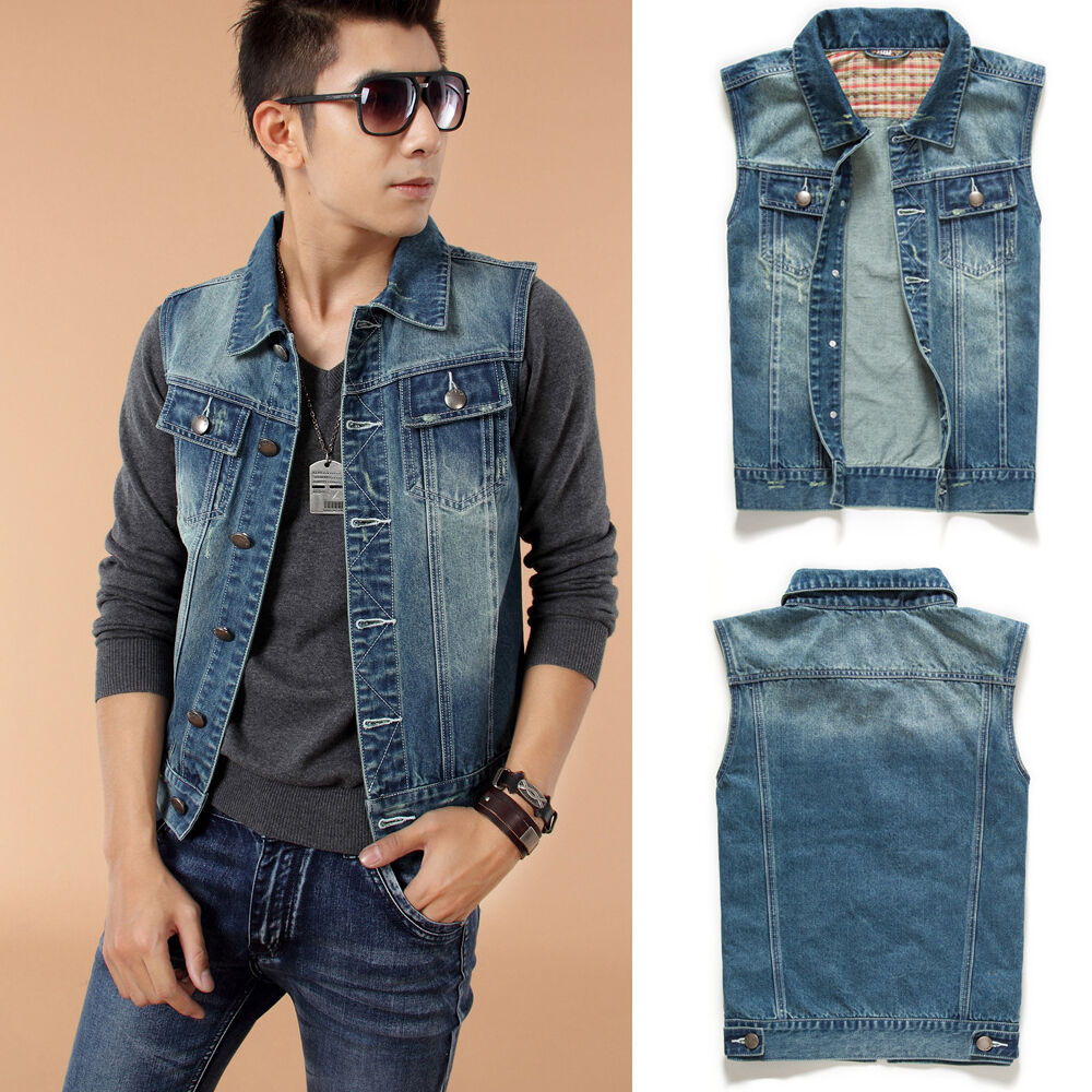 Find great deals on eBay for denim vest for men. Shop with confidence.