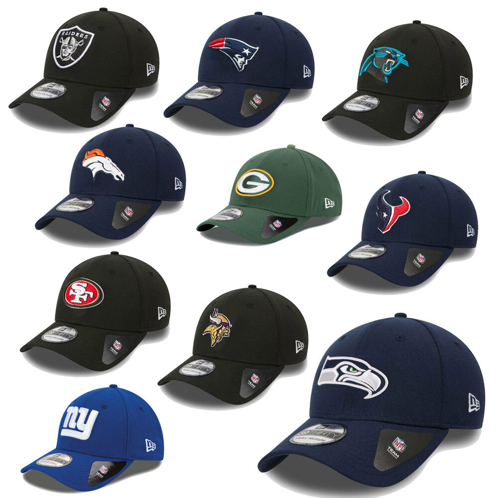 374140035b969 New Era Cap 39thirty NFL Team Polyester 16 17 Seahawks Patriots Raiders  Cowboys