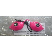 Tanning Bed Eyewear Sunnies Goggles Protection  PINK
