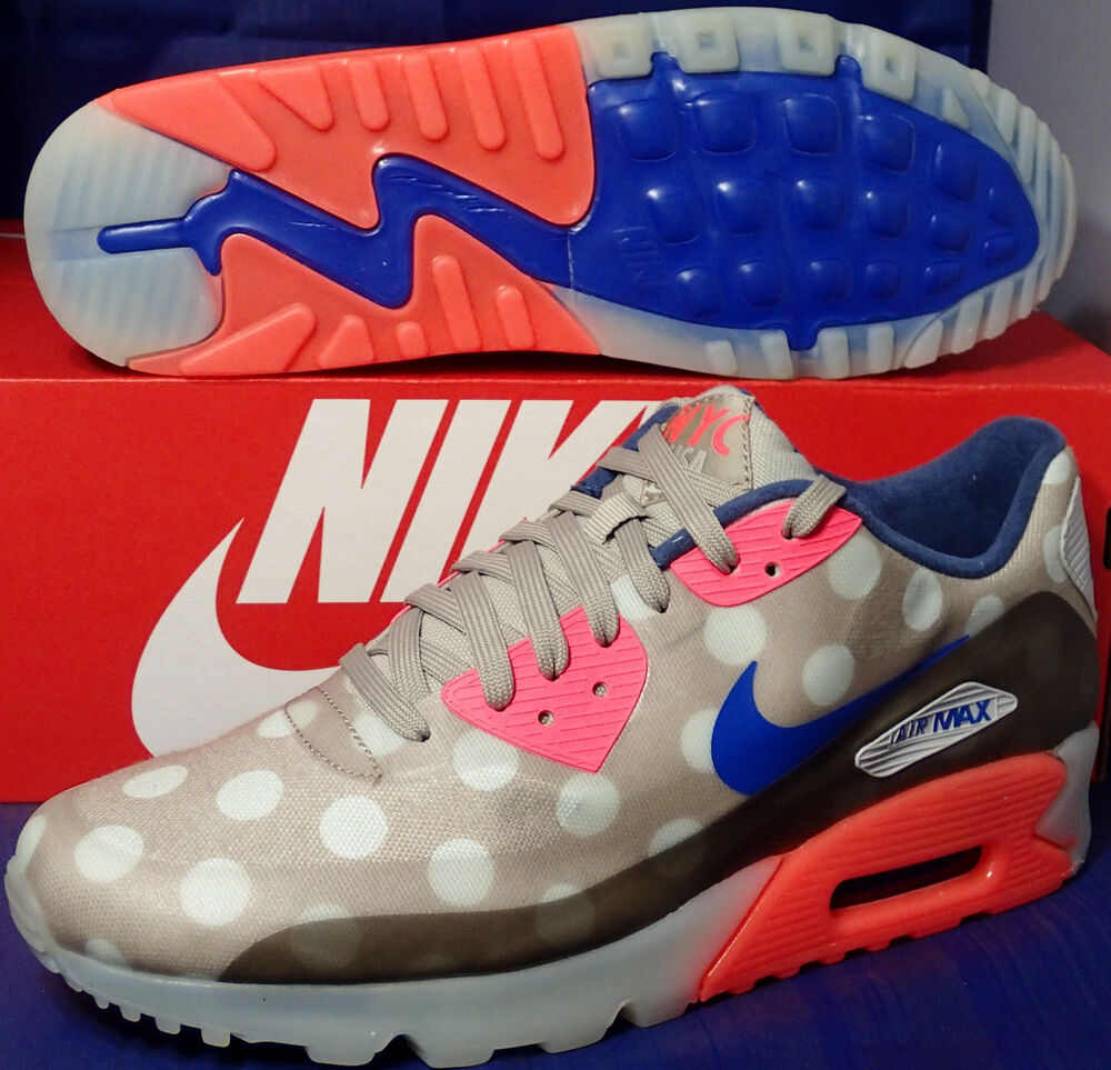 official photos e58ef 04298 Details about Nike Air Max 90 Ice City QS New York City NYC SZ 11 (  667635-001 )