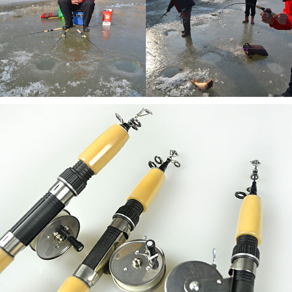 Mini telescopic portable pocket pen fishing tackle rod for Ebay fishing gear