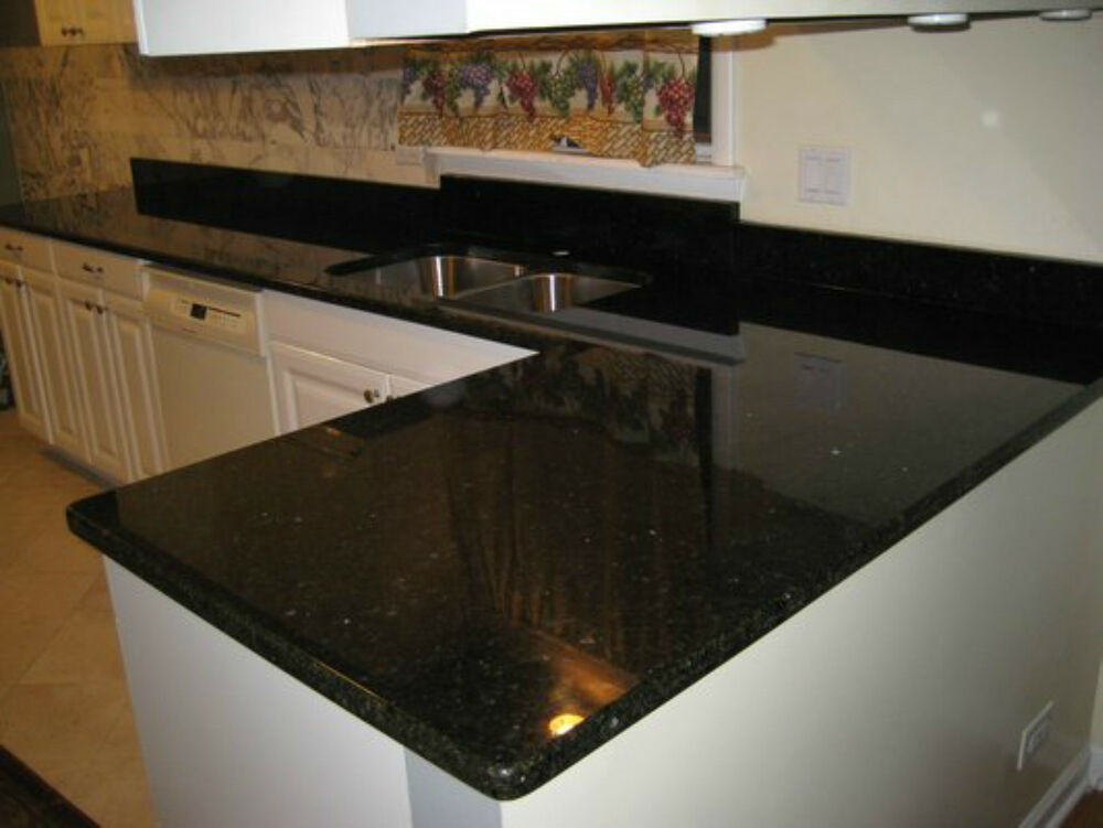 Granite Peel And Stick Sheets : Granite countertop black peel and stick film not contact
