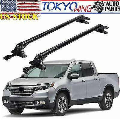 Universal Roof Rack Window Frame Cross Bars Luggage Carrier Sedan Truck  Pickup | eBay