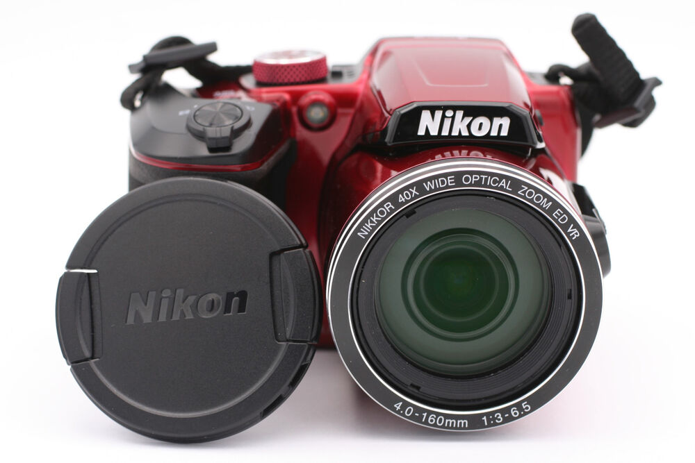 nikon coolpix b500 red nikon coolpix b500 16 0mp digital 18208265084 280