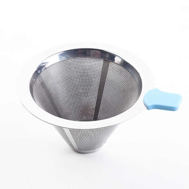 Small Kitchen Funnel With Strainer
