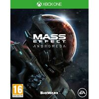 Mass Effect Andromeda Xbox One Game - Brand New!