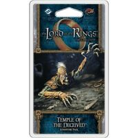 The Lord of the Rings The Card Game Temple of the Deceived - Brand New!