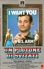 Stripes. Un plotone di svitati (1981) VHS Columbia Video 1a Ed. Bill MURRAY Vhs