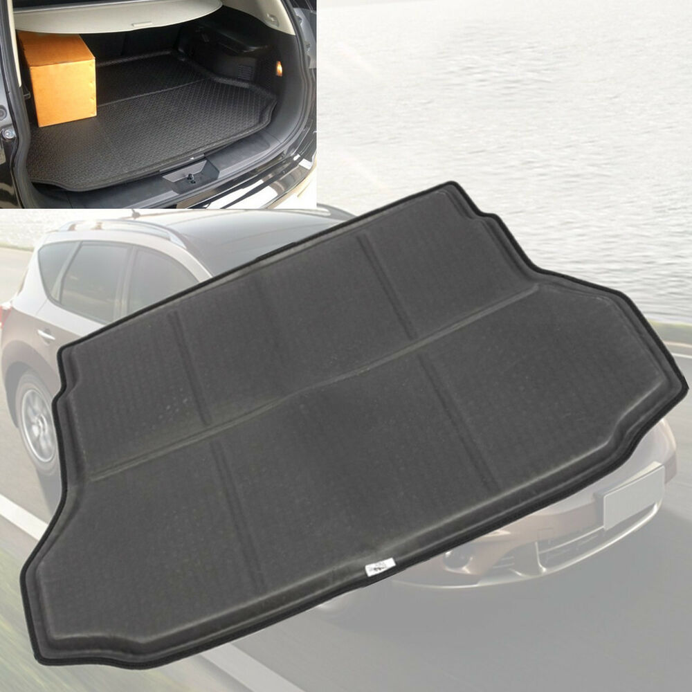 car cargo rear trunk boot floor waterproof mat for nissan. Black Bedroom Furniture Sets. Home Design Ideas