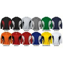 BRAND NEW 2-Tone FirStar Arena Practice Hockey Jersey TEAM LOT DISCOUNT