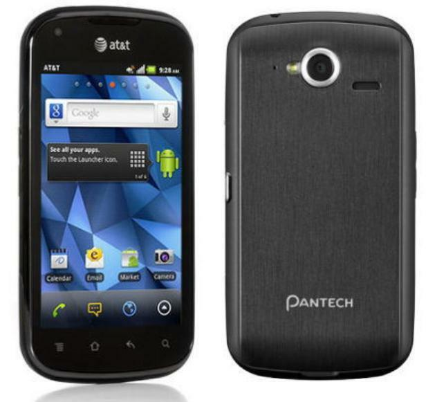 new pantech burst p9070 4g 16gb at t unlocked gsm android smartphone rh ebay com Phone Cover for Pantech Phone Pantech Phone Specs