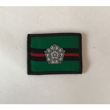 img-Yorkshire Regiment TRF Badge, Yorks Army Military MTP Patch, Hook & Loop Option