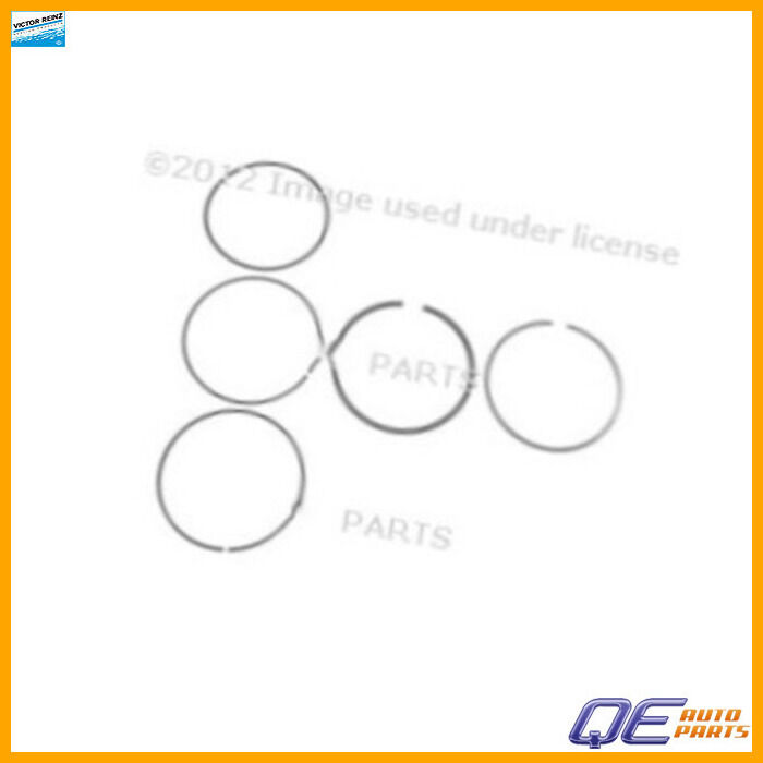 details about bmw 325i 525i engine valve cover gasket set reinz 11121748049k