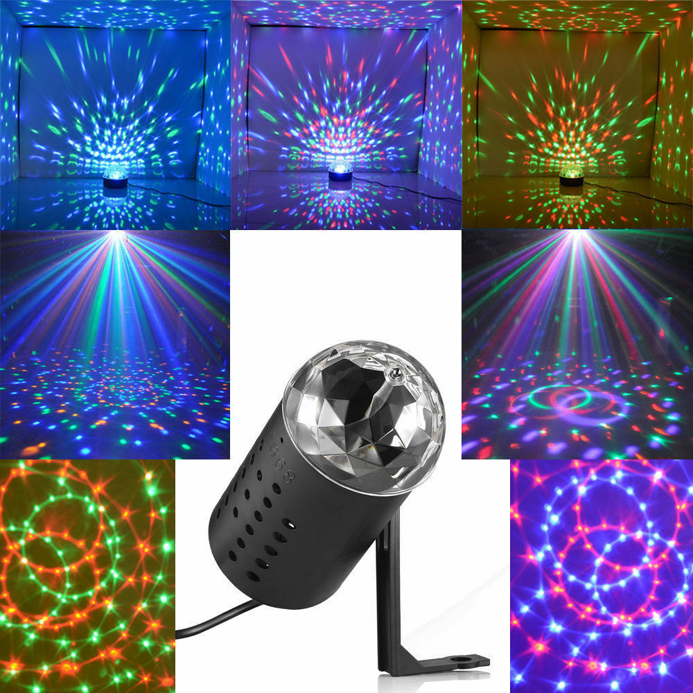 Led Wall Dj Light: R&G LED Super Mini Projector DJ Disco Laser Lighting Stage
