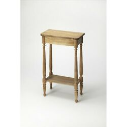 Butler Whitney Driftwood Console Table, Gray - 3011247