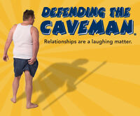 2 VIP TICKETS TO DEFENDING THE CAVEMAN IN LAS VEGAS