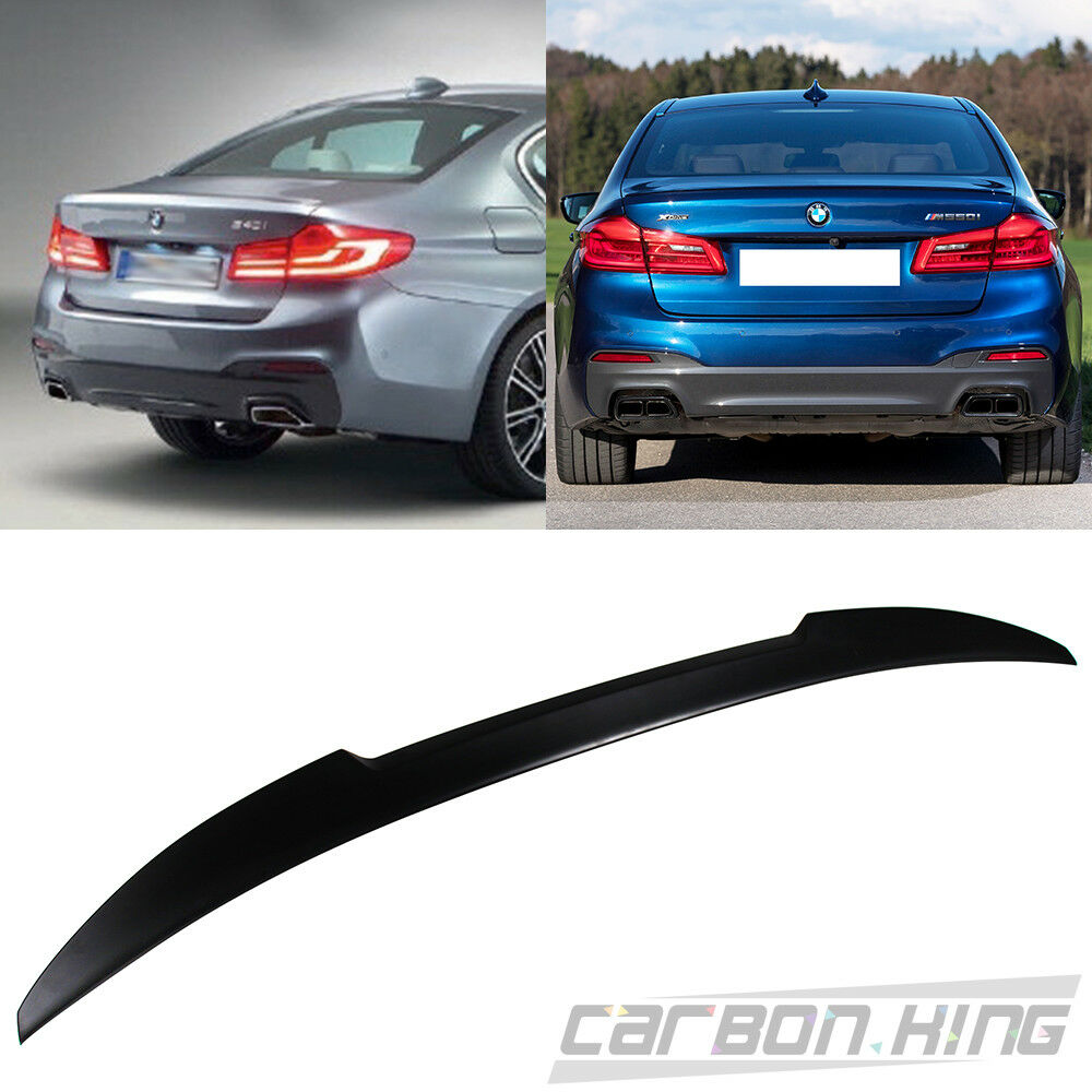 Painted Color BMW 5-Series G30 540i 4DR Sport Trunk Boot Spoiler ...