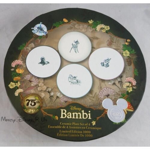 disney-store-d23-expo-2017-exclusive-bambi-75th-anniversary-4-plate-set-le-1000