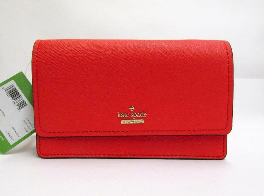 $158 RETAIL KATE SPADE CAMERON ST PRICKLY PEA  ARIELLE SMALL CROSSBODY BAG