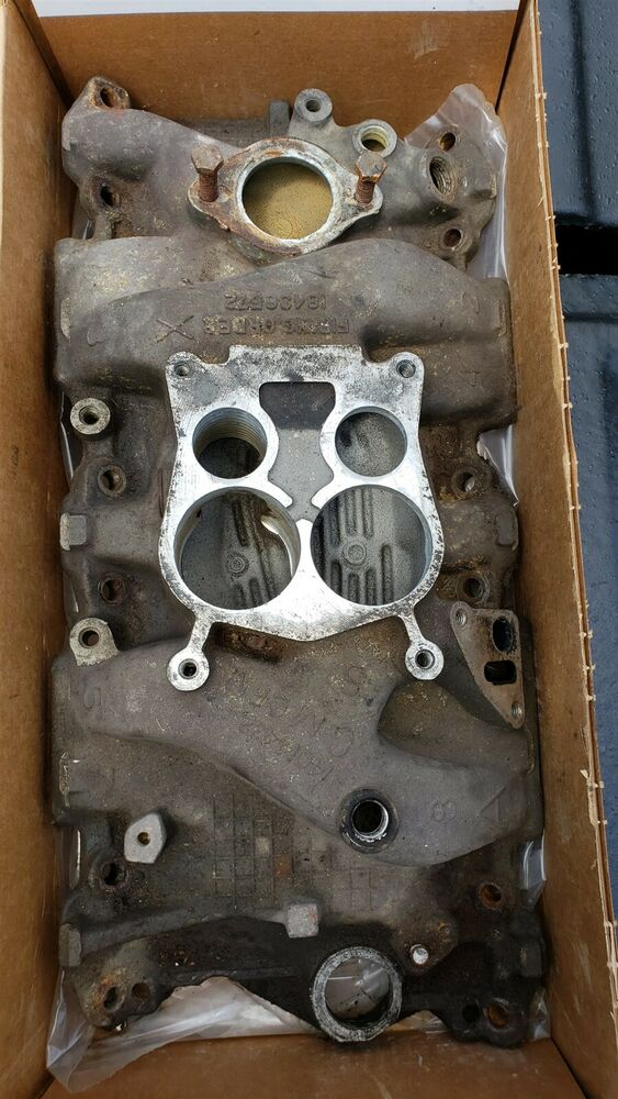Car And Truck Shop >> 1980 Camaro Z28 FACTORY Intake Manifold 350 14014440 GM ...