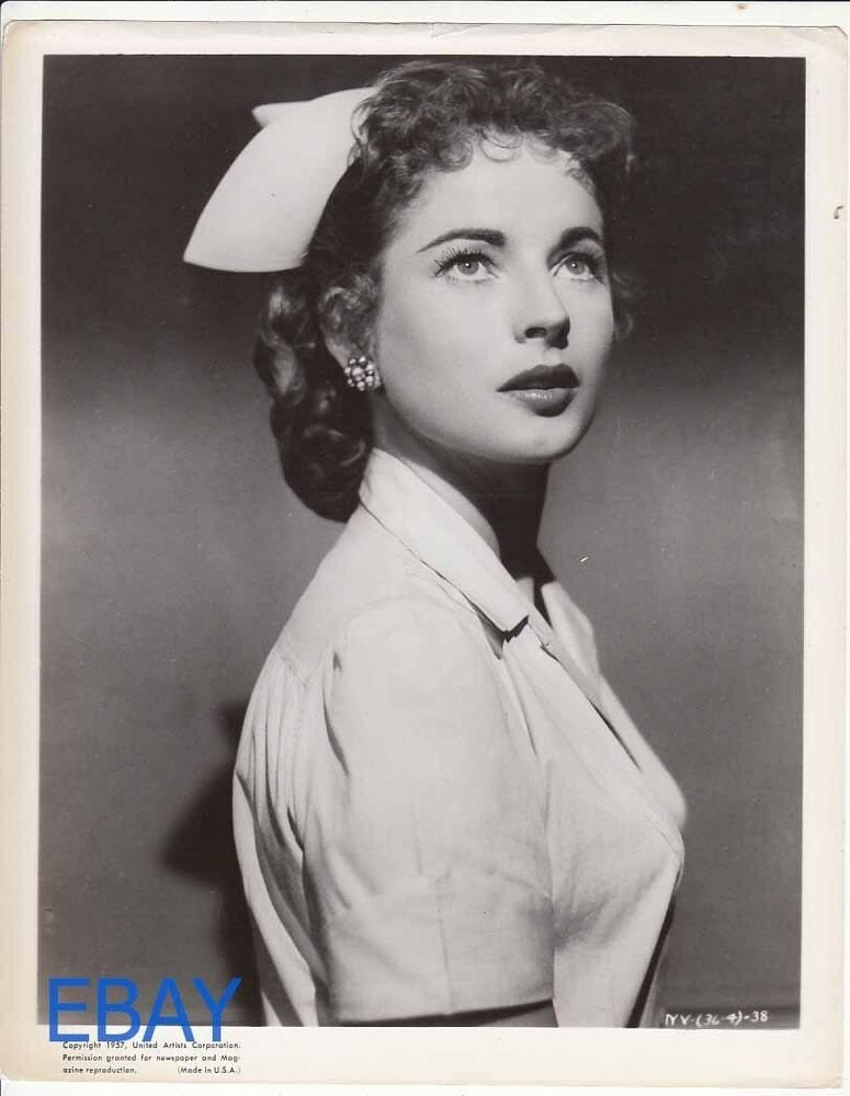 Coleen Gray Busty Sexy Nurse The Vampire Vintage Photo  Ebay-8849