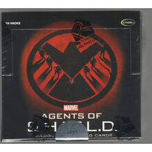 AGENTS of SHIELD Season TWO (2) - 1 (ONE) Factory Sealed Trading Card Box