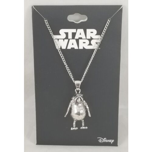 new-disney-star-wars-porg-charm-pendant-necklace-officially-licensed