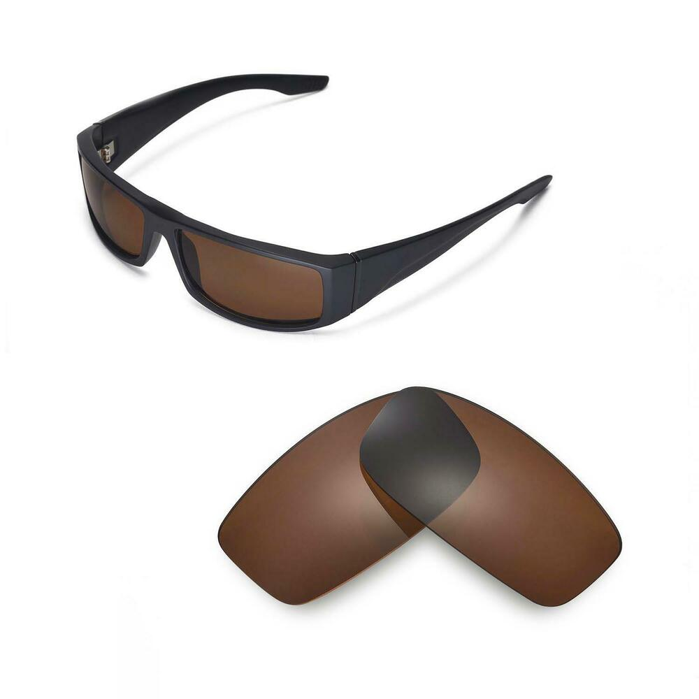 44a0fcc605f Details about Walleva Polarized Brown Lenses For Spy Optic Cooper Sunglasses