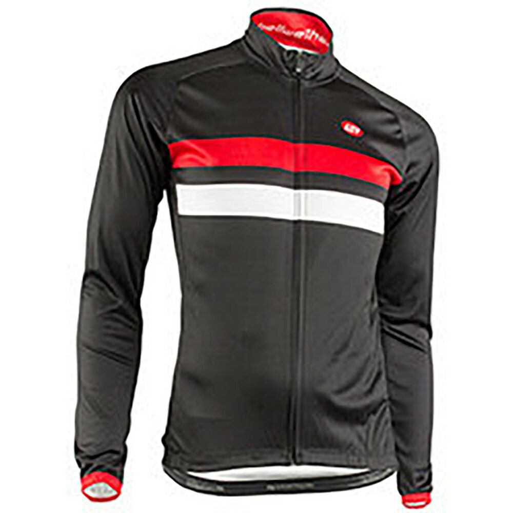bellwether legacy men's long sleeve road cycling jersey
